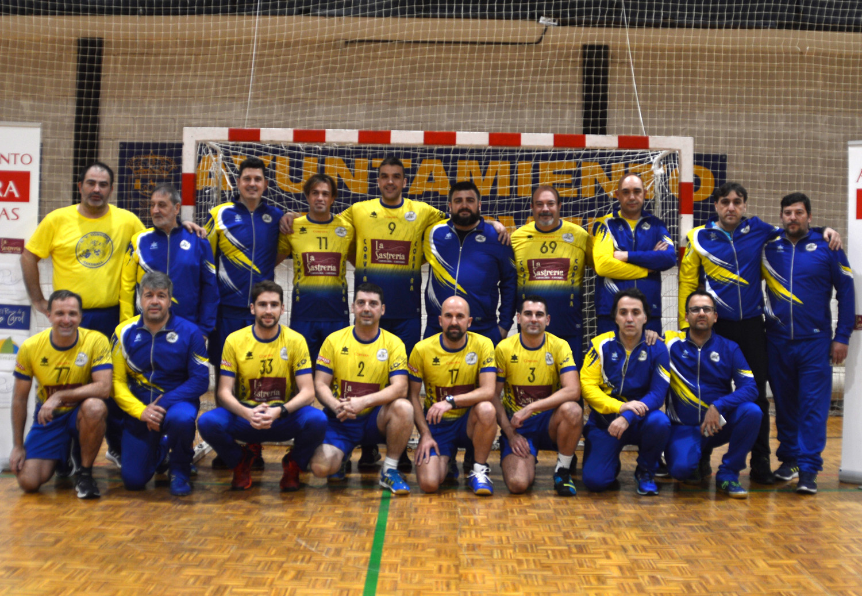 Club Veteranos Corvera Handball