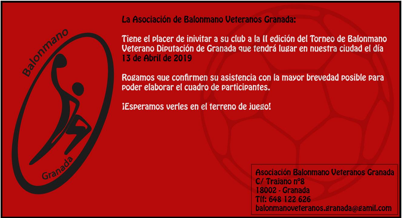 II Torneo Internacional Diputación de Granada