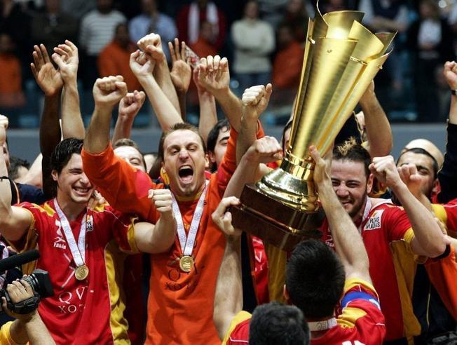 Se cumplen 14 años de nuestro primer Mundial
