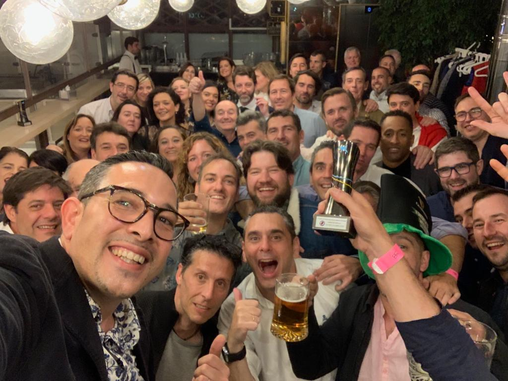 Éxito del V Torneo Internacional de Balonmano Veterano de Sevilla