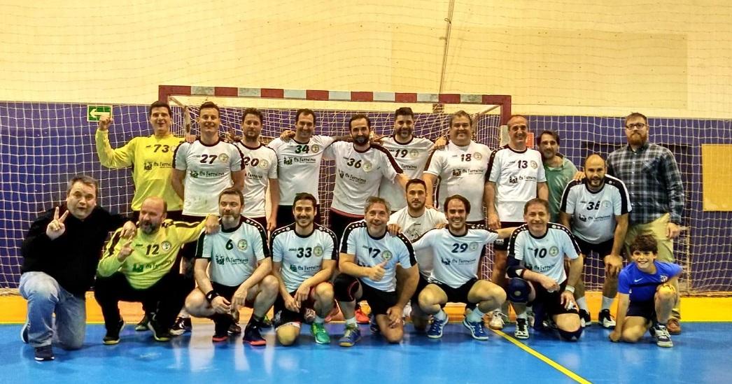 """Un equipo de """"veteranos"""", Campeón de la 2ª Nacional Madrileña"""