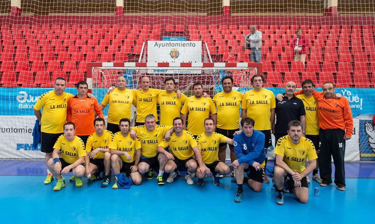 Club Balonmano Veteranos La Salle de Valladolid