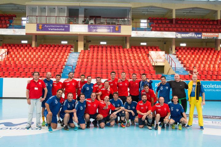 Ya hay fecha para el 6º Encuentro de Balonmano Veterano La Salle – Valladolid