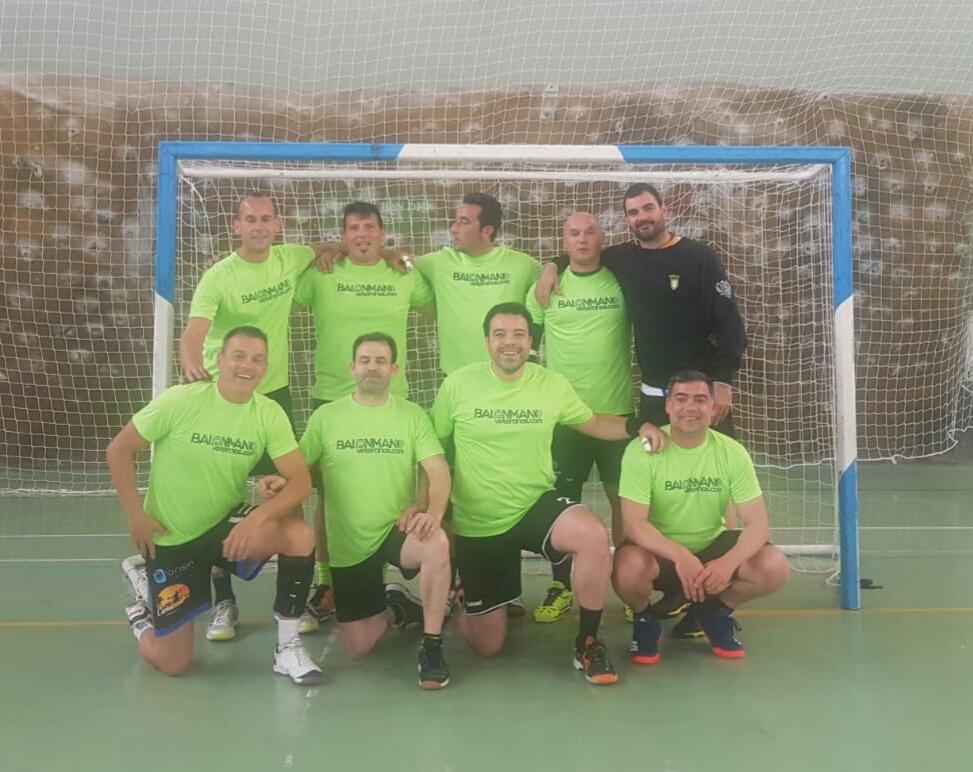 BalonmanoVeteranos.com en el Torneo Internacional de Veteranos de Granada