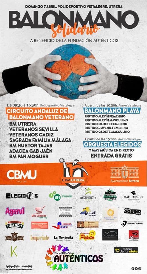 Torneo de BALONMANO SOLIDARIO (CBMU)