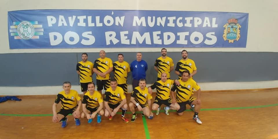 La Salle en el Torneo de Veteranos de Orense 2019