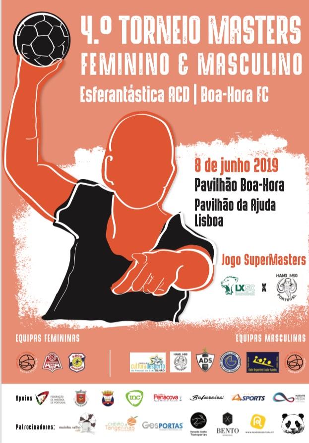 4º Torneio Masters Esferantástica