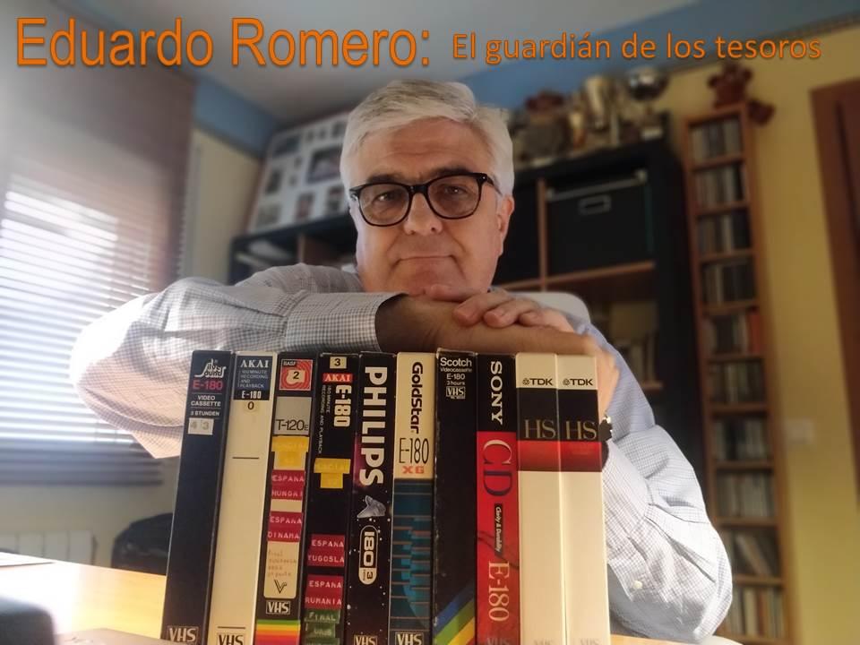 Historias de héroes anónimos… EDUARDO ROMERO MEY