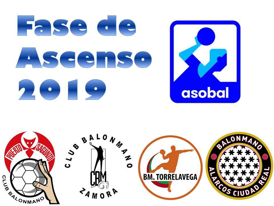 Fase de Ascenso a ASOBAL 2019
