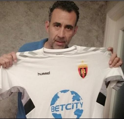 David Pisonero, nuevo entrenador del RK Vardar
