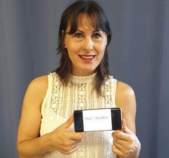 Entrevista a MICHELA CIOBANU