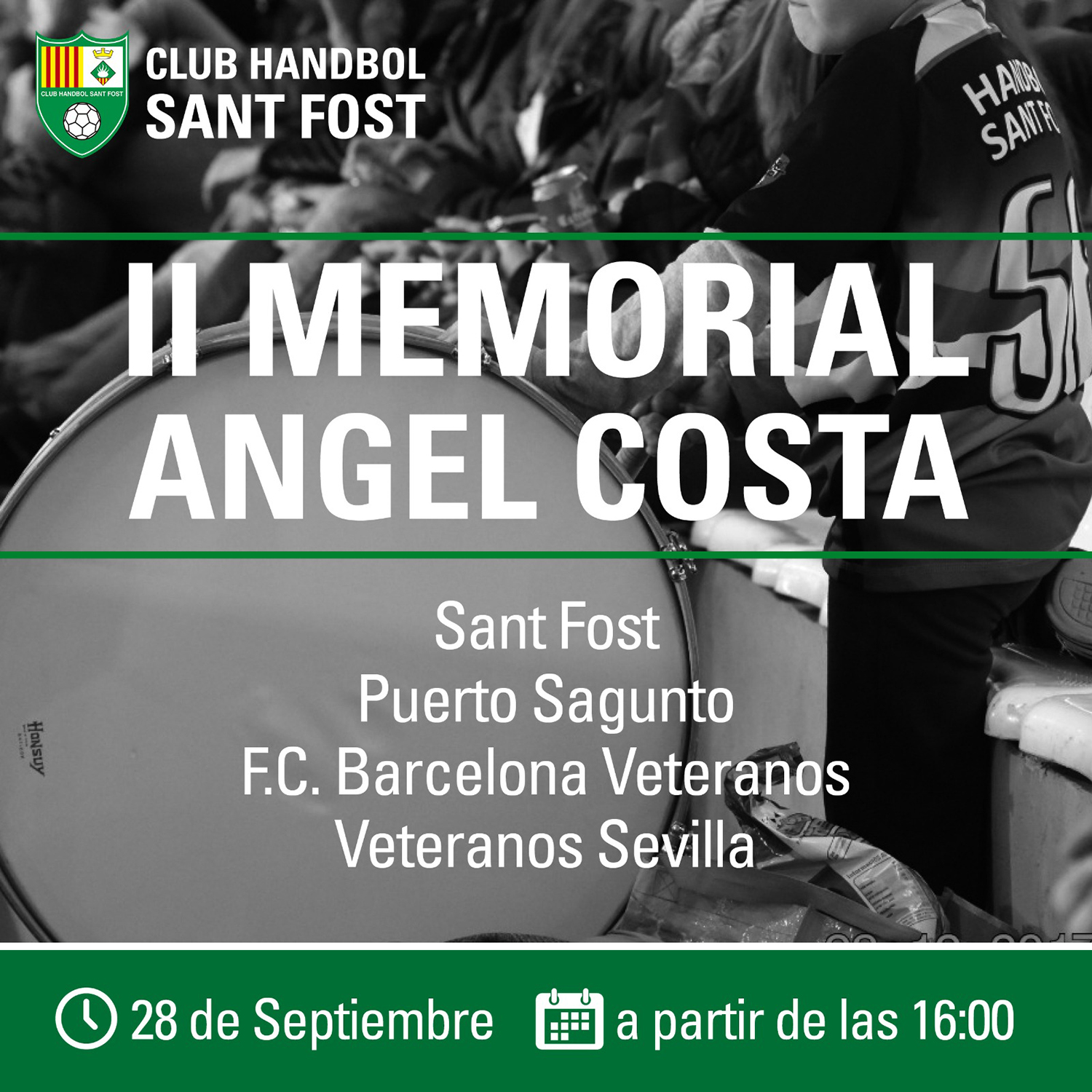 II Memorial Ángel Costa