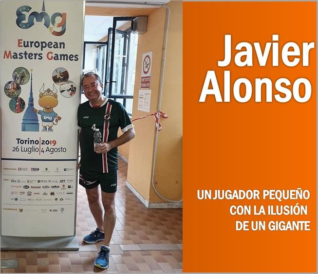 Historias de Héroes Anónimos… JAVIER ALONSO