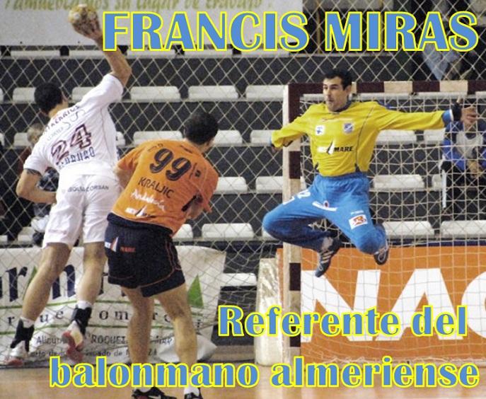 Homenajes Merecidos… FRANCIS MIRAS