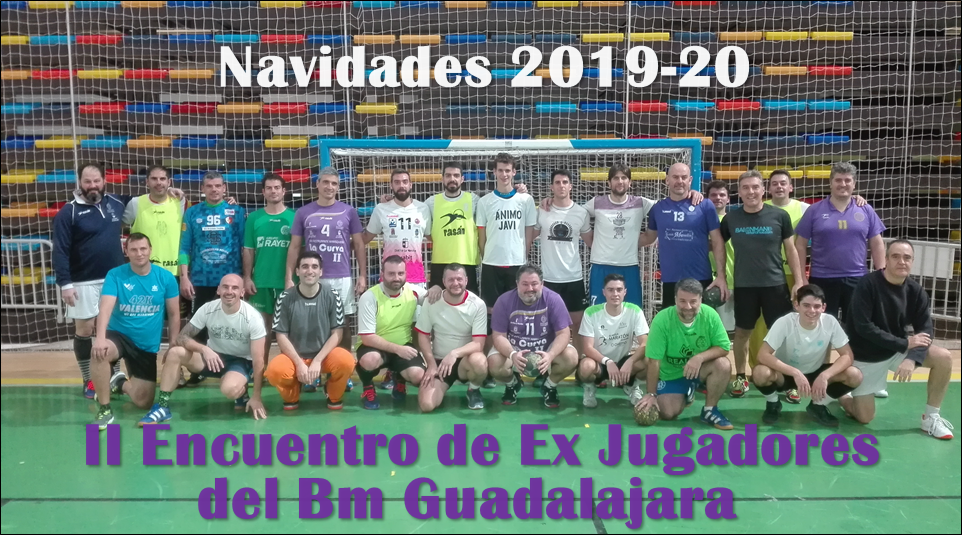 II Encuentro de Ex Jugadores Bm Guadalajara
